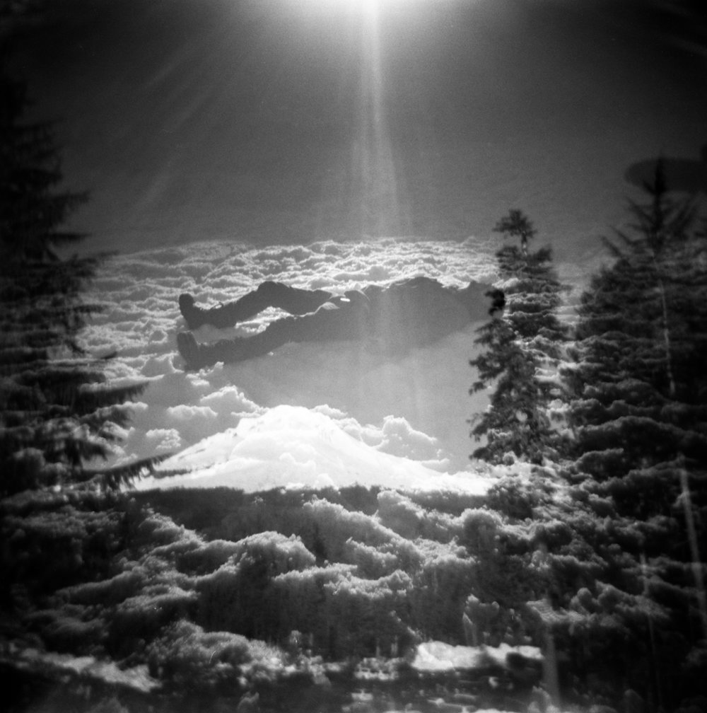 MOUNT HOOD // 120mm Holga