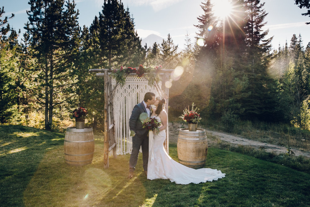 JEN & PATRICK  // COOPER SPUR MOUNTAIN RESORT