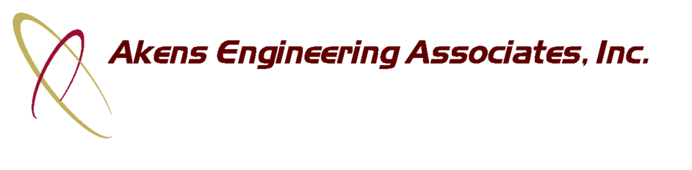 akens engineering logo