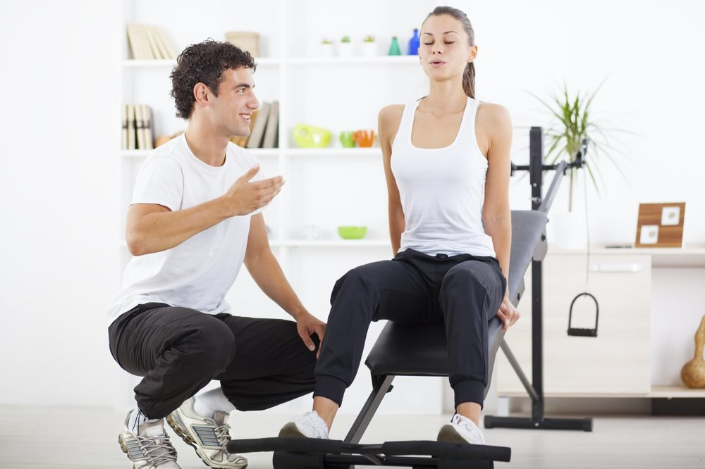 NOW OFFERING: PERSONAL TRAINING   Doctor of Physical Therapy  Exercise Science Guided Training!