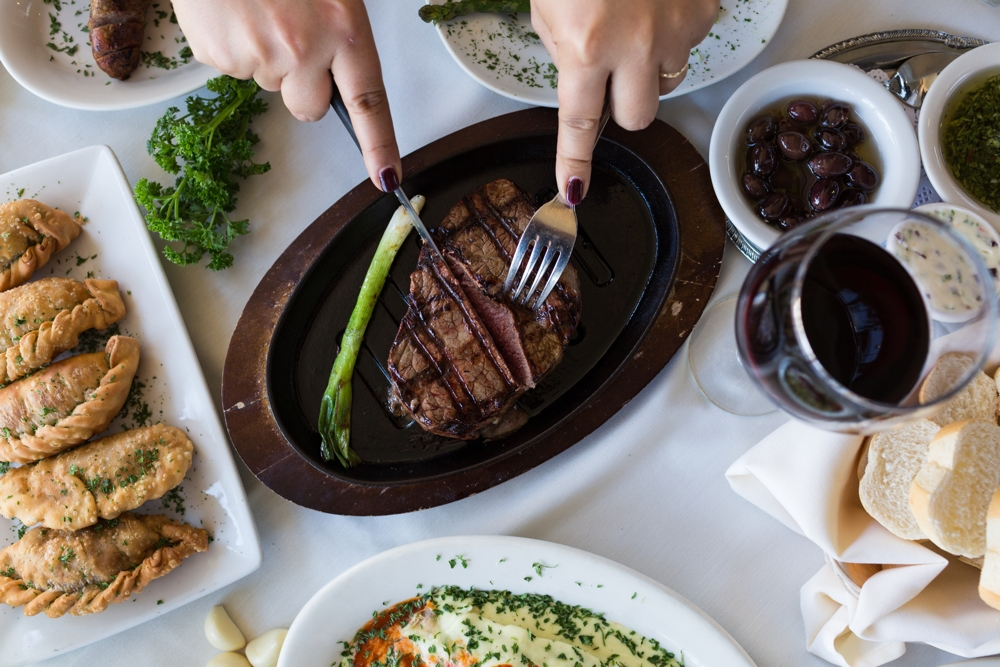 Treat your dad to the best steakhouse in San Diego this Father's Day