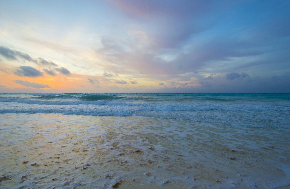 Sunrise, Cancun, Mexico