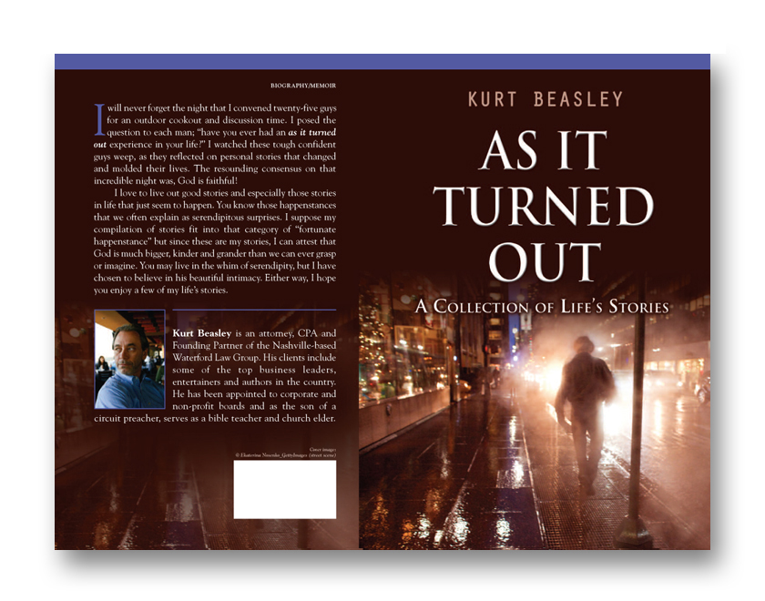 https://www.amazon.com/As-Turned-Out-Kurt-Beasley/dp/0989156753