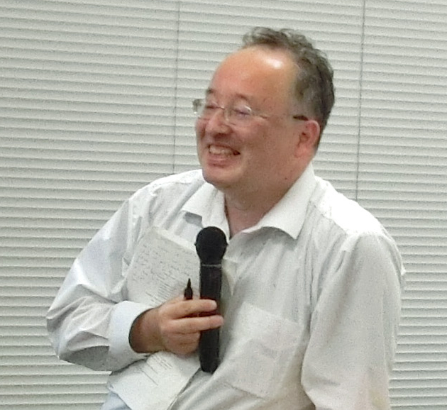 Prof. Dr. Harunaga Isaacson