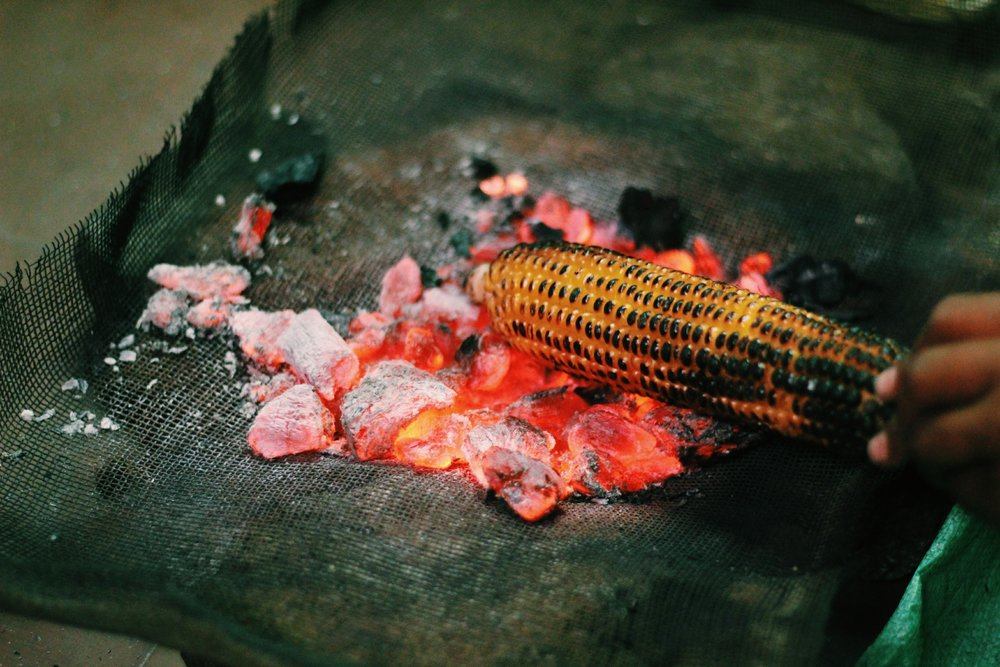 I swear to God that this is what came up in a stock photo search for 'Revenge'. Burnt corn? I will burn your corn! I will burn all the corn! Then you will be sorry!