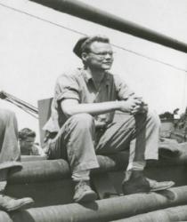 Doc Porter Navy