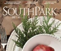 SouthPark Magazine Culinary Issue