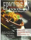 Charlotte Epicurean Food & Wine Magazine