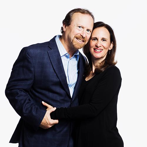 Rebecca and Bruce Sher