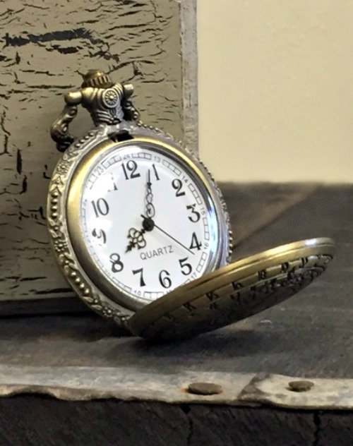 2e82109e2 Vintage Pocket Watch — Latter-day Saint Art, Gifts & Decor