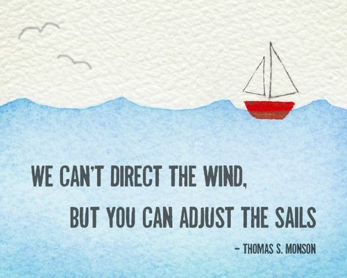 Free Digital Download We Cant Direct The Wind Thomas S Monson