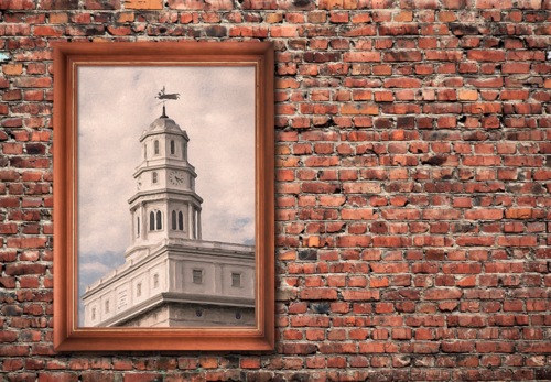 The Nauvoo Temple 1846 — LDS Art and LDS Temple Art gifts from Nauvoo