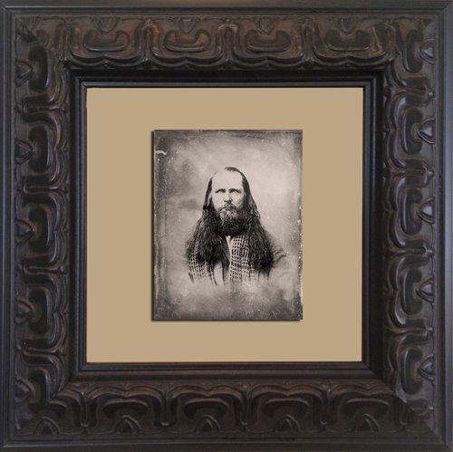 Porter Rockwell Tintype Photo