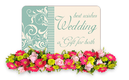 wedding gift card for two arrives in minutes lds art and lds