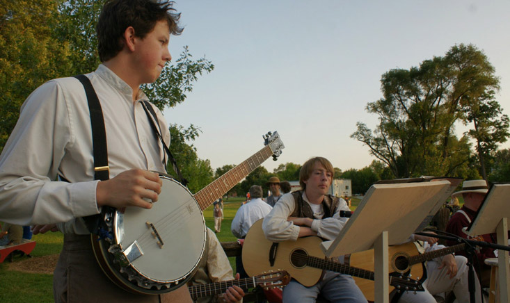 aaron kennedy Nauvoo Pageant Dates lodging