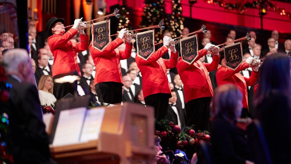 Mormon Tabernacle Choir LDS Temple Square