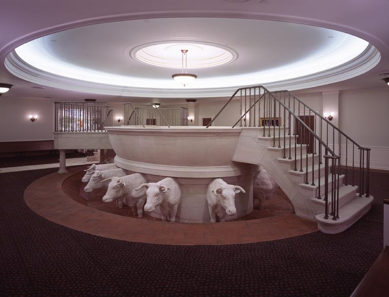 Nauvoo Temple Interioir LDS art baptismal font.jpg