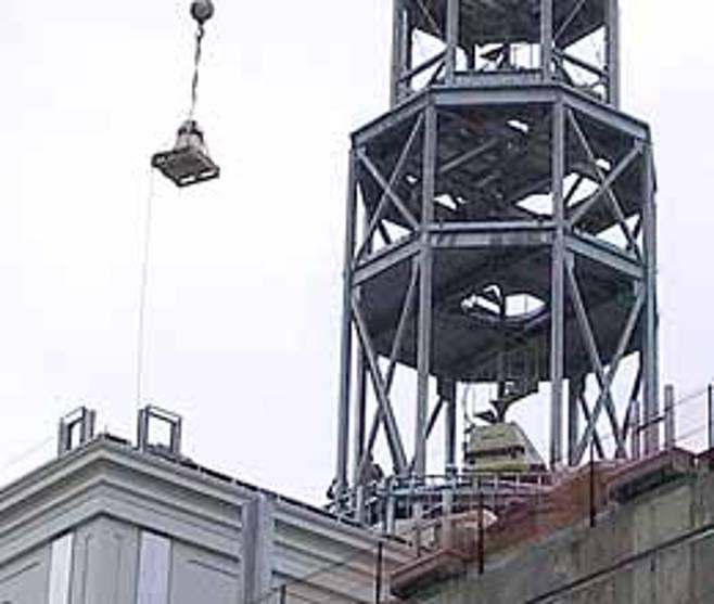Nauvoo Temple LDS Art construction17.jpg