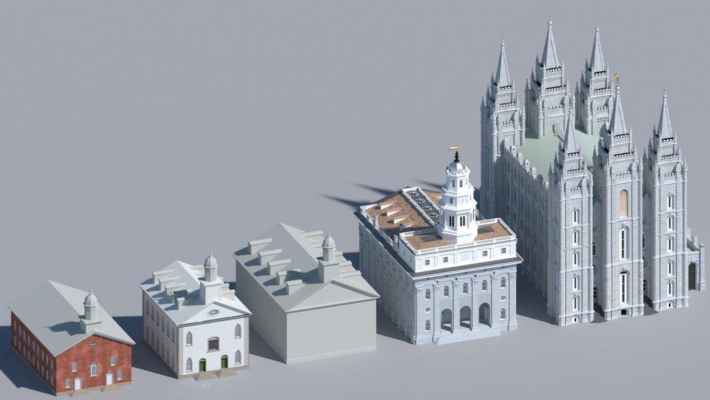 Nauvoo Temple LDS Art MISC1.jpg