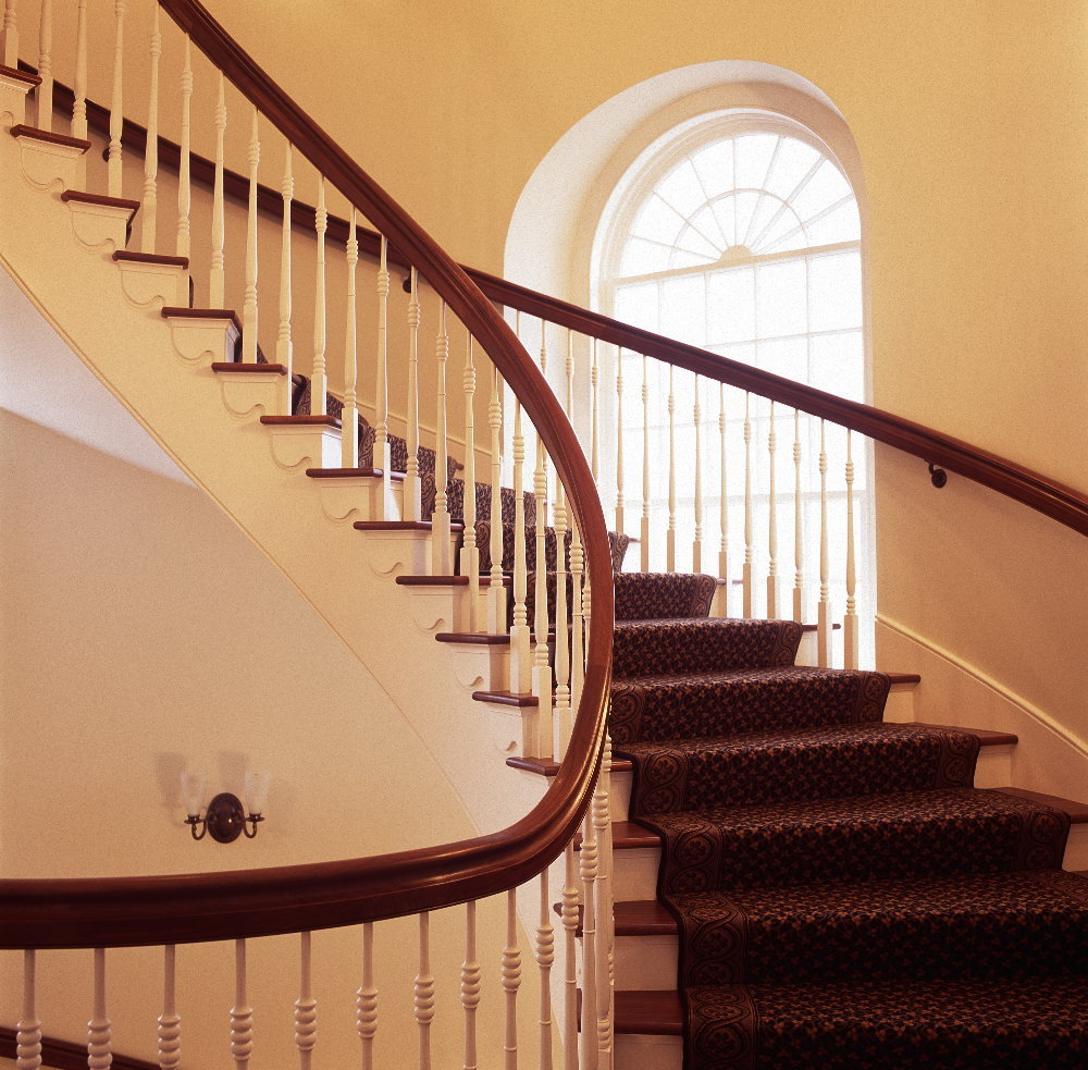 Nauvoo Temple spiral staircase.jpg