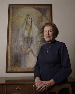 Mormon art LDS Minerva tecihert