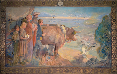 Minerva Teichert Paintings LDS art BYU47.jpg