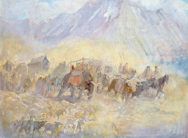 Minerva Teichert Paintings LDS art BYU34.jpg