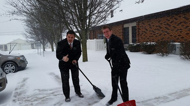 LDS Missionaries in the snow Latter-day Saint18.jpg