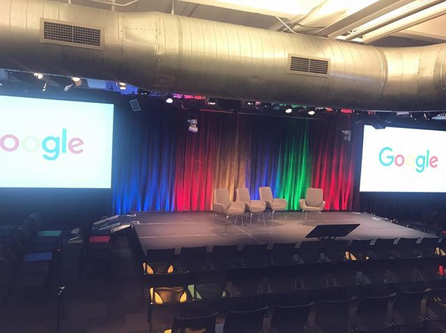 Today we presented some of our work on gender and design for a Google Creative Talk organized by Karen Wong of the @newmuseum alongside Dan Wood of @work.ac. It was an honor to share the stage with them and be part of the conversation 🌈