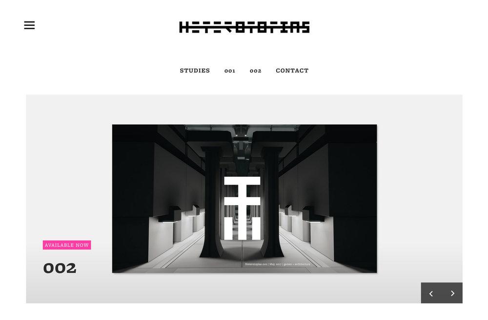 Heterotopias Zine -http://www.heterotopiaszine.com/author/admin/