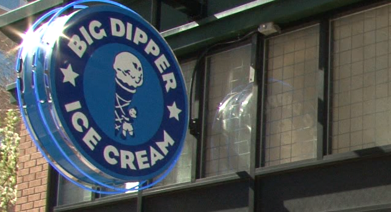 Annnndddd...Big Dipper! Ice cream and gift items. Seriously, the best ice cream in the world.