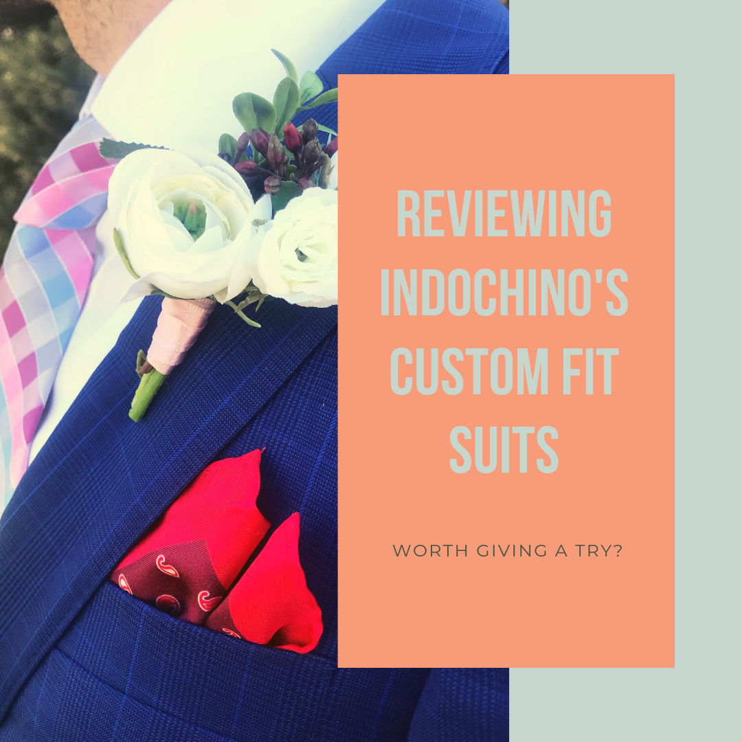 Indochino Made-to-Measure Suit Review — Everyday Cait