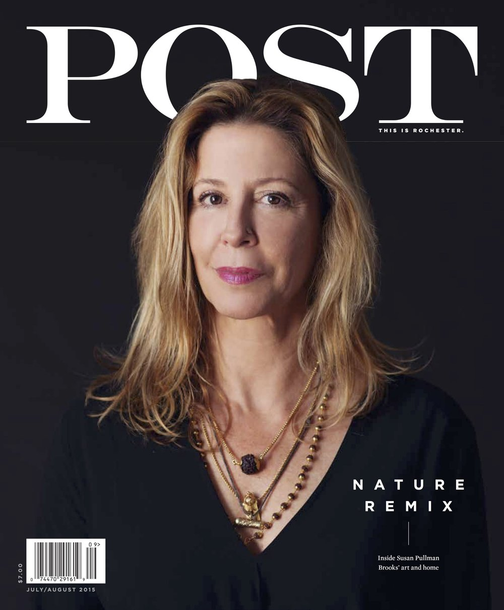 POST MAGAZINE COVER - July/August 2015