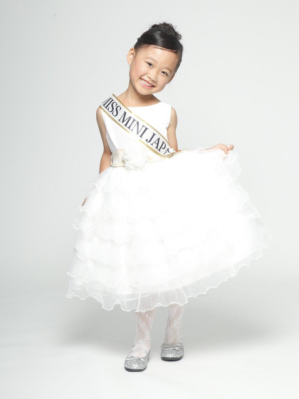 2016 MISS MINI JAPAN 玉谷 瑠海(たまたに るか/5歳)