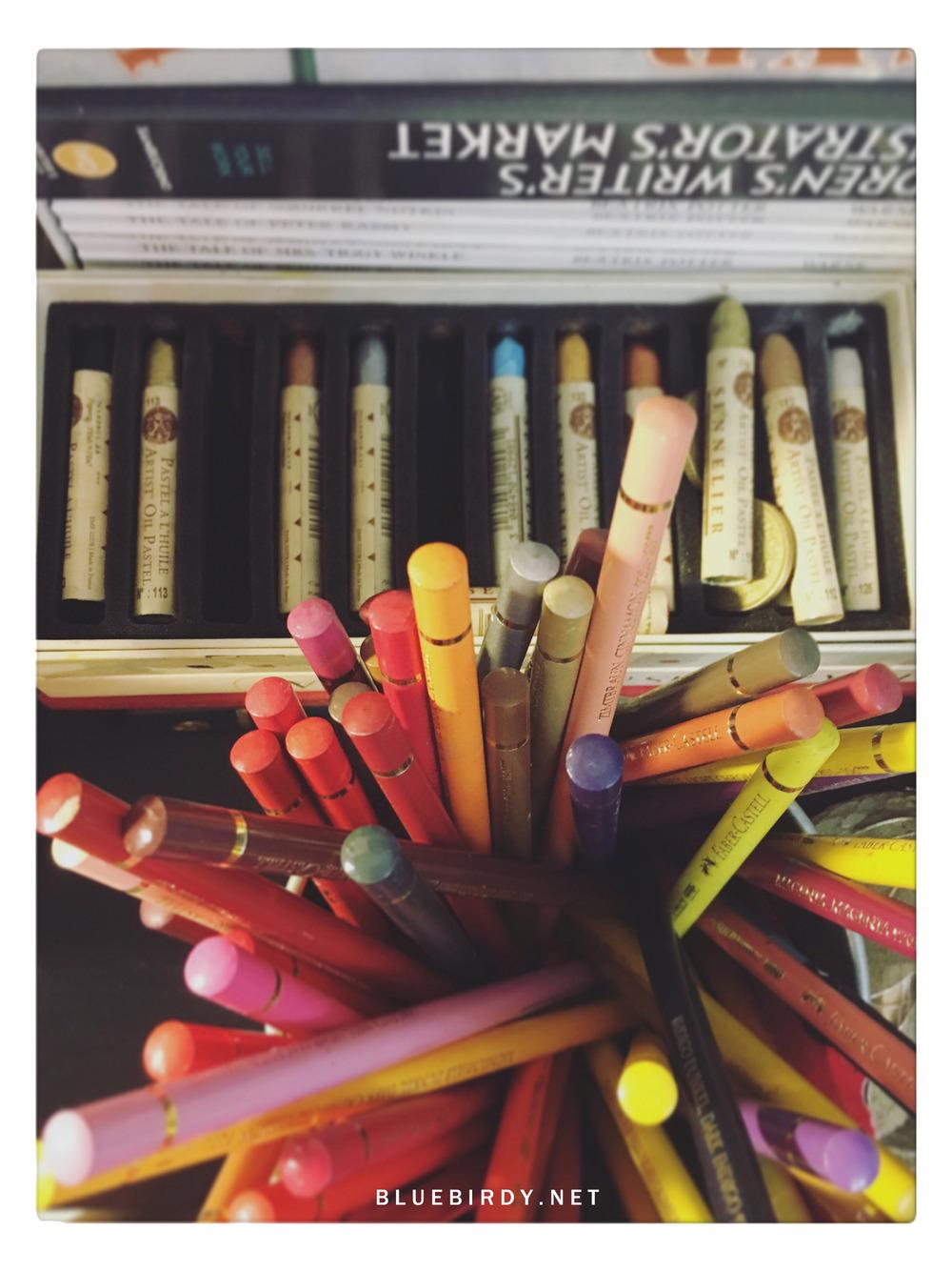 Favorite color pencil-FABER-CASTELL