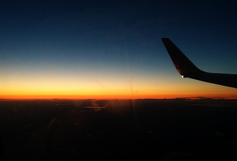 flygplansvinge