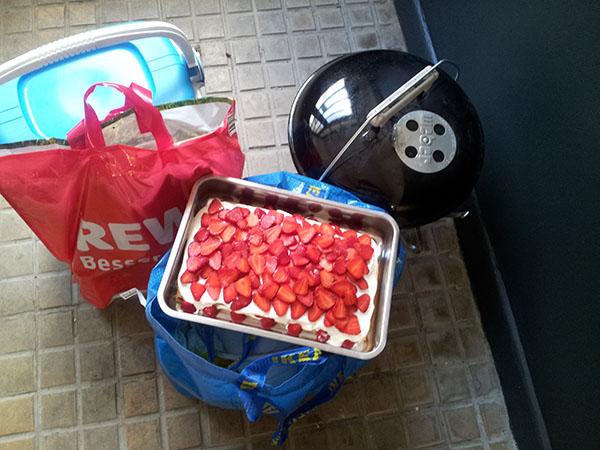 midsommarpackning