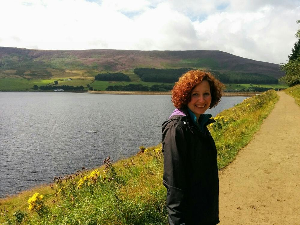 Glad guide som blivit något av ett vandringsproffs under tiden i England.