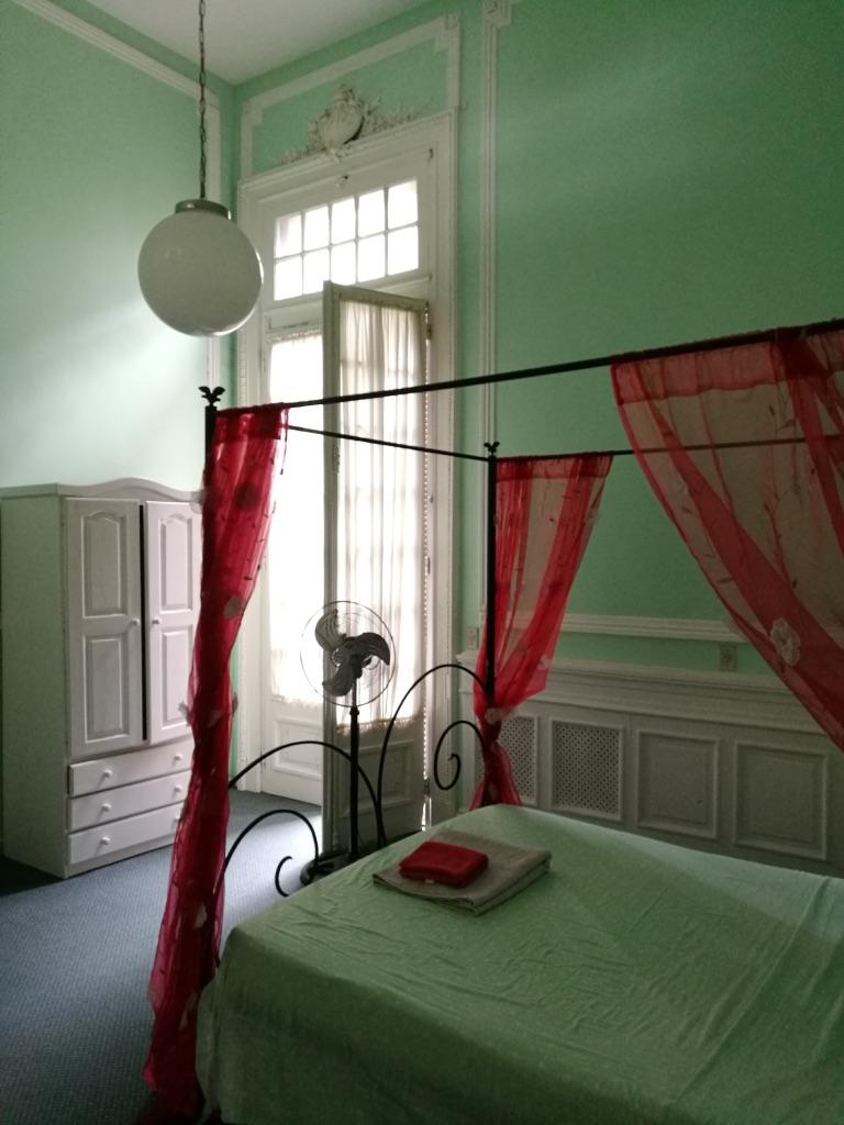 Mitt andra rum i Buenos Aires.