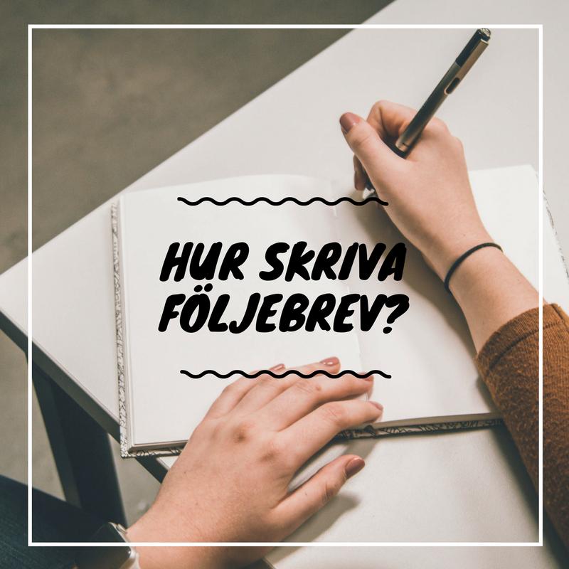 Hur skriva följebrev? - Du har skrivit ett fantastiskt manus och nu borde du få förlaget på kroken. Vad ska du tänka på i ditt följebrev?