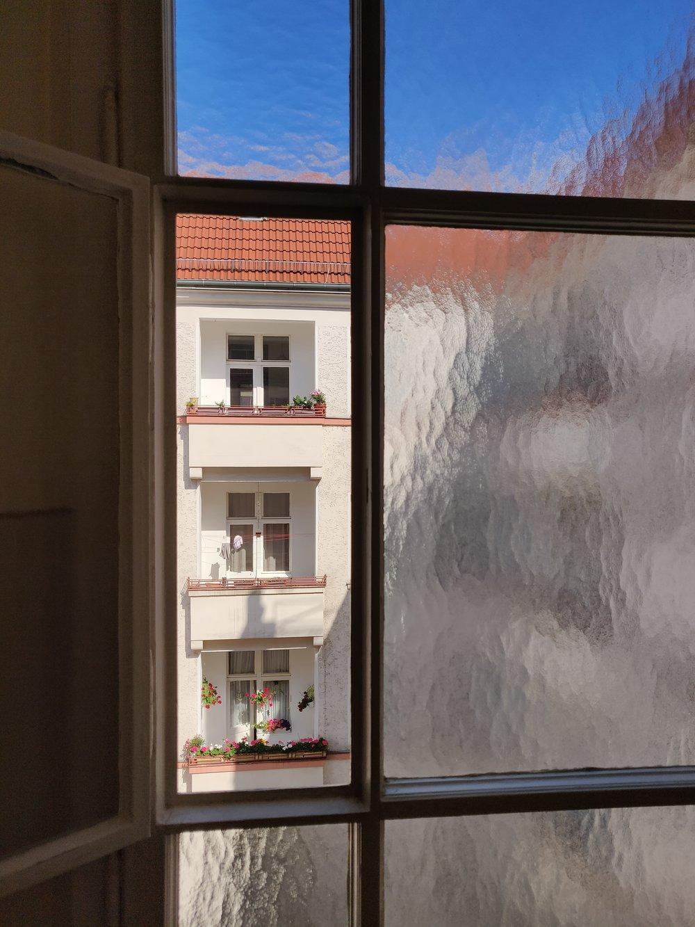 Kanske inte ser ut som så mycket men den här bilden beskriver Berlin för mig.