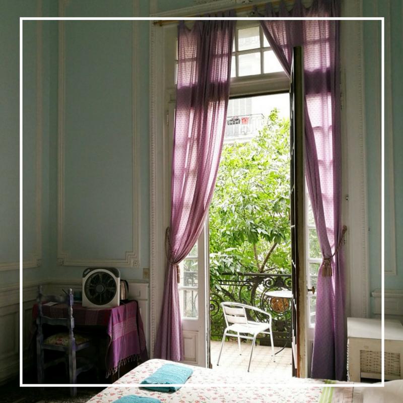Ett Downton Abbey i Buenos Aires - Om det mest underbara Airbnb jag bott på – i Buenos Aires.