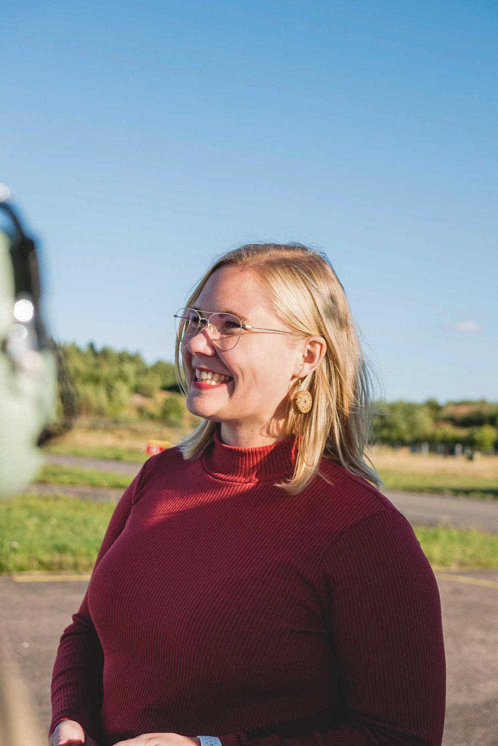 Foto:  Jennifer  (som skrivit ett jättebra inlägg om vad  det viktigaste du har som företagare ).