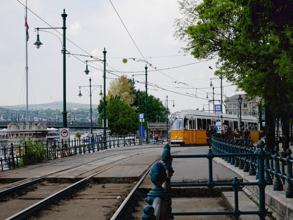 Kan verkligen rekommendera Budapest, men kom ihåg passet!