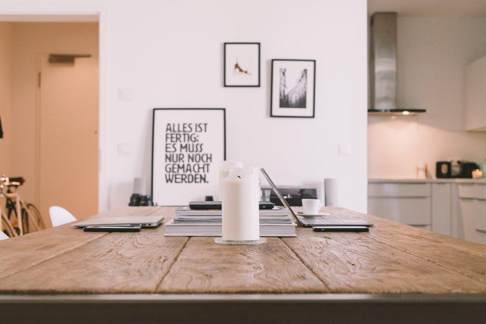 Bra text för veckan: Allt är färdigt; det måste bara bli gjort. Foto: Unsplash.