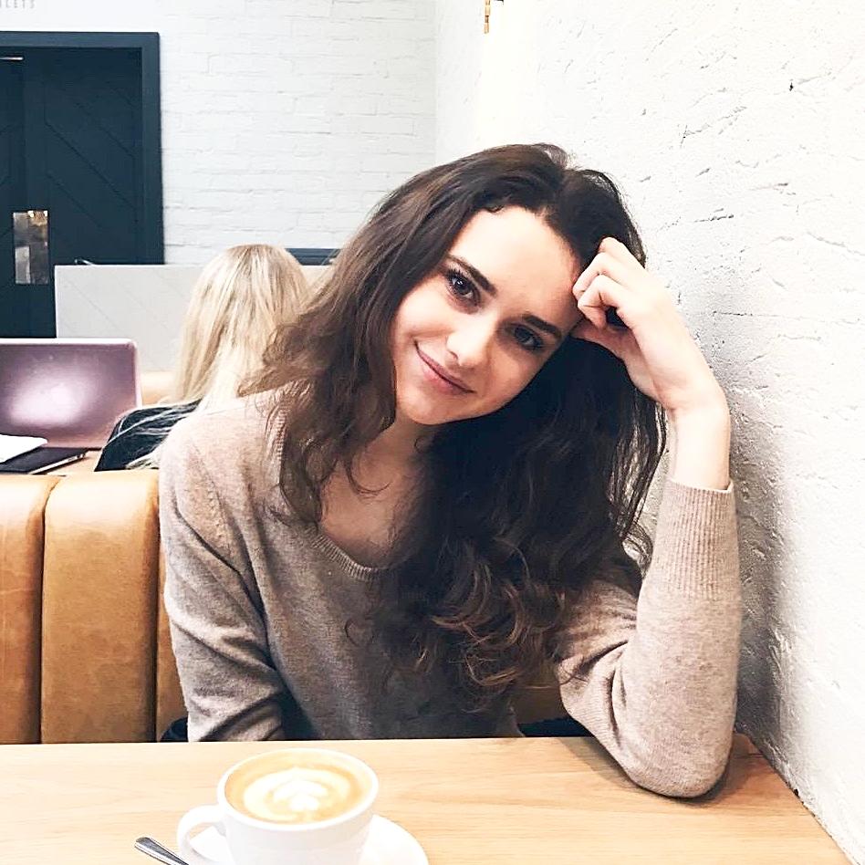 Katerina Mishina  President of Marketing