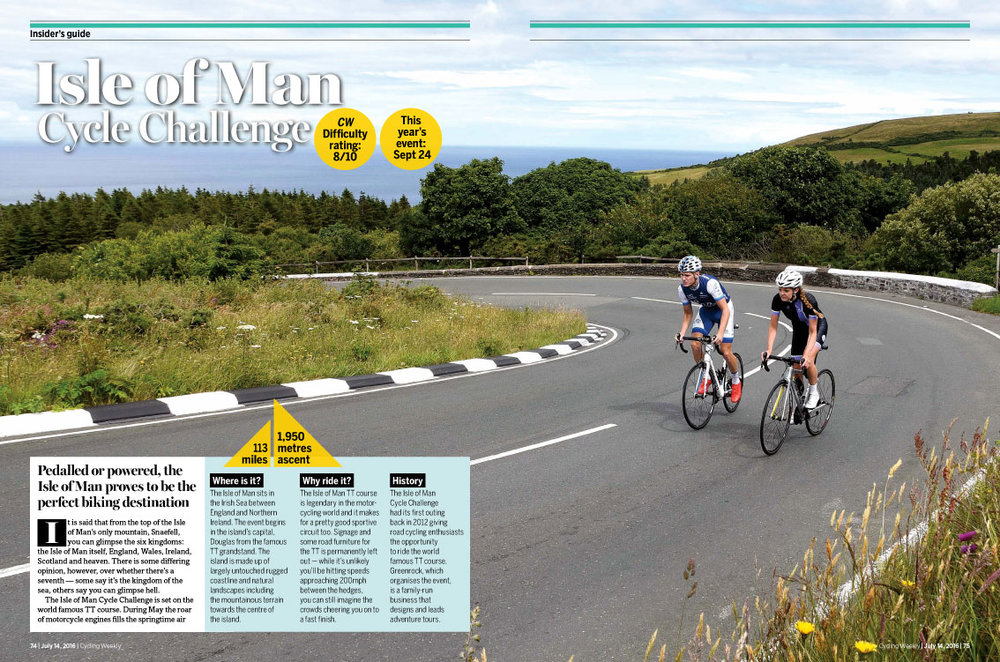 Cycling Weekly - July 2016