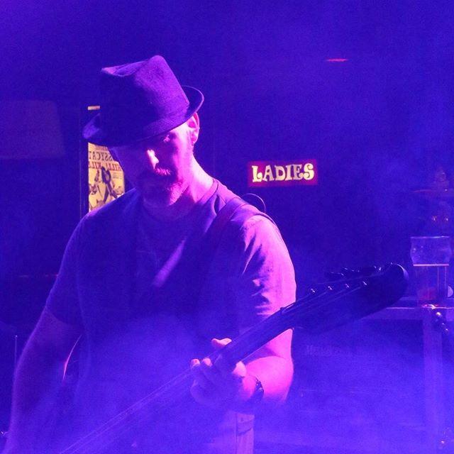 Happy Birthday to our bass player Matt... #bass #bassplayer #ladies #indierock