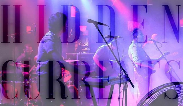 More news soon... #hiddencurrents #hiddencurrentsband #indie #alternative #rock #postrock #singer #songwriter #live #melbourne #australia