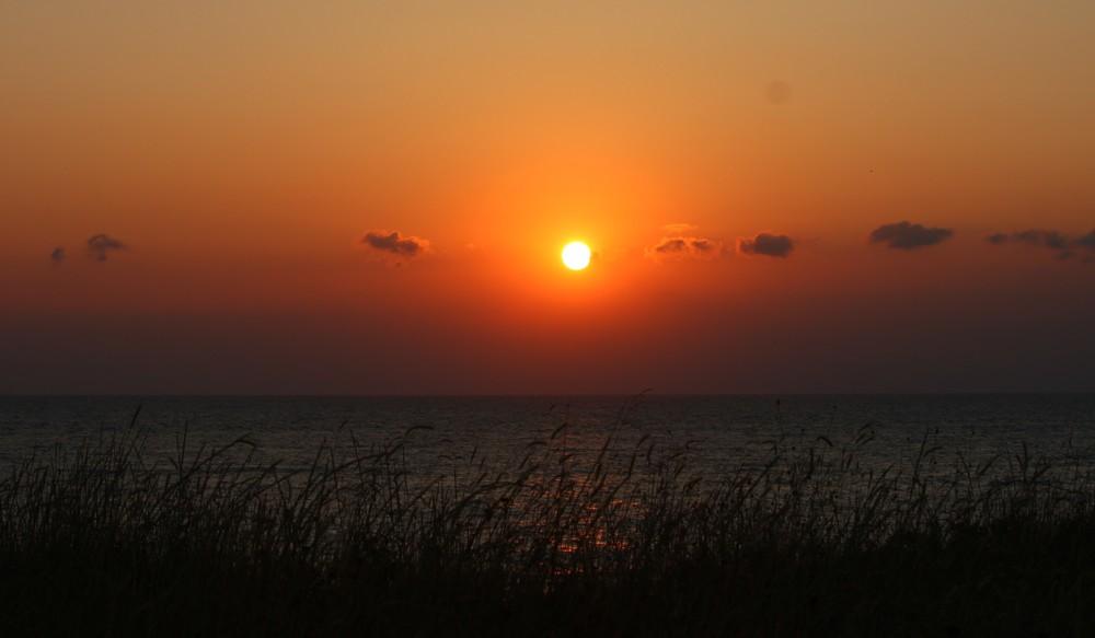 Sunsrise in Ahtopol, July 2015